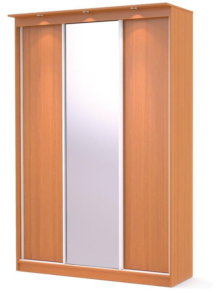 сборке шкафа-купе афина 3d